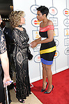 Jennifer Hudson meets Jane Fonda at The Pre-GRAMMY Gala & Salute to Industry Icons with Clive Davis Honoring Lucian Grainge held at The Beverly Hilton Hotel in Beverly Hills, California on January 25,2014                                                                               © 2014 Hollywood Press Agency