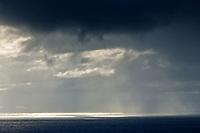Dramatic skies over Hoy, Scotland