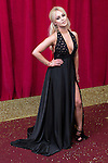 © Licensed to London News Pictures . 16/05/2015 .  The Palace Hotel , Manchester , UK . JORGIE PORTER . The red carpet at the 2015 British Soap Awards , The Palace Hotel , Oxford Road , Manchester . Photo credit : Joel Goodman/LNP
