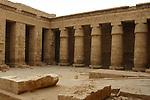 Temple of Ramses III, Medinat Habu iun Luxor