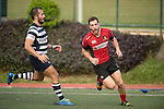 Societe Generale Valley RFC vs Natixis Hong Kong Football Club during their Rugby match on 05 November 2016 in Happy Valley Pitch 8, Hong Kong, China. Photo by Marcio Machado / Power Sport Images