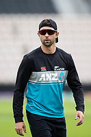 Devon Conway, New Zealand during a training session ahead of the ICC World Test Championship Final at the Hampshire  Bowl on 17th June 2021