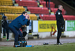 St Johnstone v Inverness Caley Thistle…09.03.16  SPFL McDiarmid Park, Perth<br />Tommy Wright shouts instructions<br />Picture by Graeme Hart.<br />Copyright Perthshire Picture Agency<br />Tel: 01738 623350  Mobile: 07990 594431