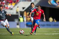 Orlando, Florida - Saturday, June 04, 2016: Costa Rican defender Ronald Matarrita (22) during a Group A Copa America Centenario match between Costa Rica and Paraguay at Camping World Stadium.