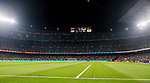 Camp Nou is seen during the La Liga 2018-19 match between FC Barcelona and RC Celta de Vigo at on 22 December 2018 in Barcelona, Spain. Photo by Vicens Gimenez / Power Sport Images