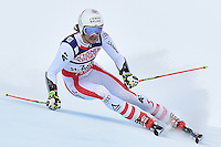 February 17, 2017: Manuel FELLER (AUT) competing in the men's giant slalom event at the FIS Alpine World Ski Championships at St Moritz, Switzerland. Photo Sydney Low