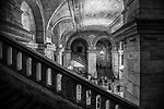 Inside the New York Public Library Main Branch - The Stephen A. Schwarzman Building, commonly known as the Main Branch or the New York Public Library, is the flagship building in the New York Public Library system and a landmark in Midtown Manhattan, New York City.