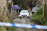 2018 03 21 Body of woman discovered in house in Aberaeron, Wales, UK