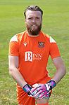 Zander Clark, St Johnstone FC...2021-22 Season<br />Picture by Graeme Hart.<br />Copyright Perthshire Picture Agency<br />Tel: 01738 623350  Mobile: 07990 594431