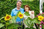 Ballybunion Sunflower Festival: John & Joan O'Connor, Kilcooley's Country House.