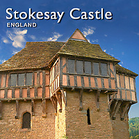 Stokesay Castle England Images, Pictures & Photos