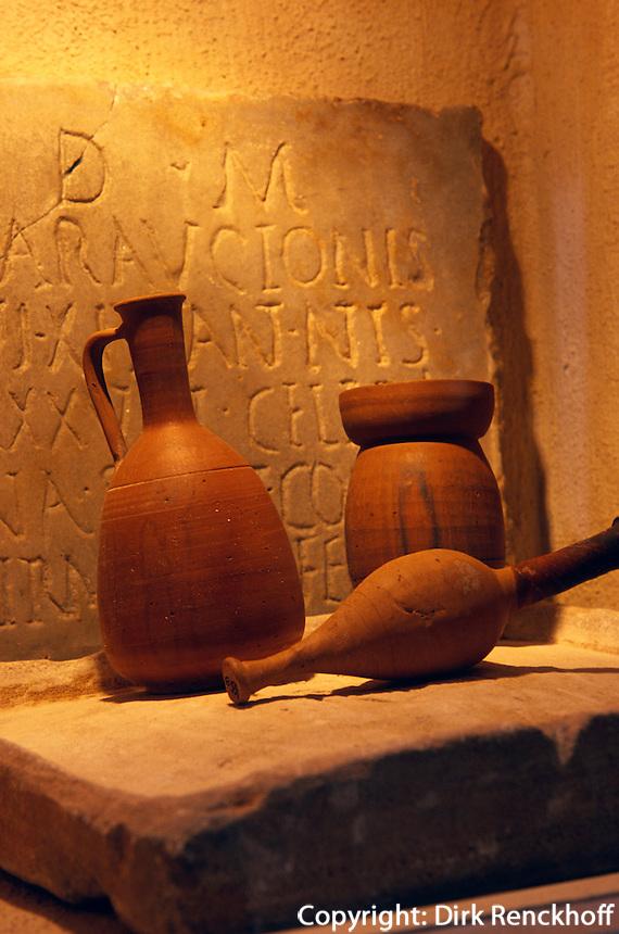 Spanien, Mallorca, Palma de Mallorca, im Museum Museu de Mallorca