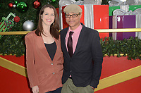 Rini Bell, Clinton H. Wallace<br /> at the Salvation Army Red Kettle Celebrity Kick-Off Event, The Grove, Los Angeles, CA 11-30-17<br /> David Edwards/DailyCeleb.com 818-249-4998