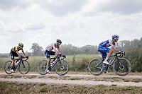 Iljo Keisse (BEL/Deceuninck Quick Step)<br /> <br /> Dwars Door Het Hageland 2020<br /> One Day Race: Aarschot – Diest 180km (UCI 1.1)<br /> Bingoal Cycling Cup 2020