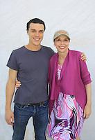 06-20-13 Finn Wittrock & Julie Halston - The Guardian - Kennedy Center, Washington, DC