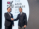 The Asia Horse Week activties for the Longines Masters of Hong Kong at AsiaWorld-Expo on 09 February 2018, in Hong Kong, Hong Kong. Photo by Christopher Palma / Power Sport Images
