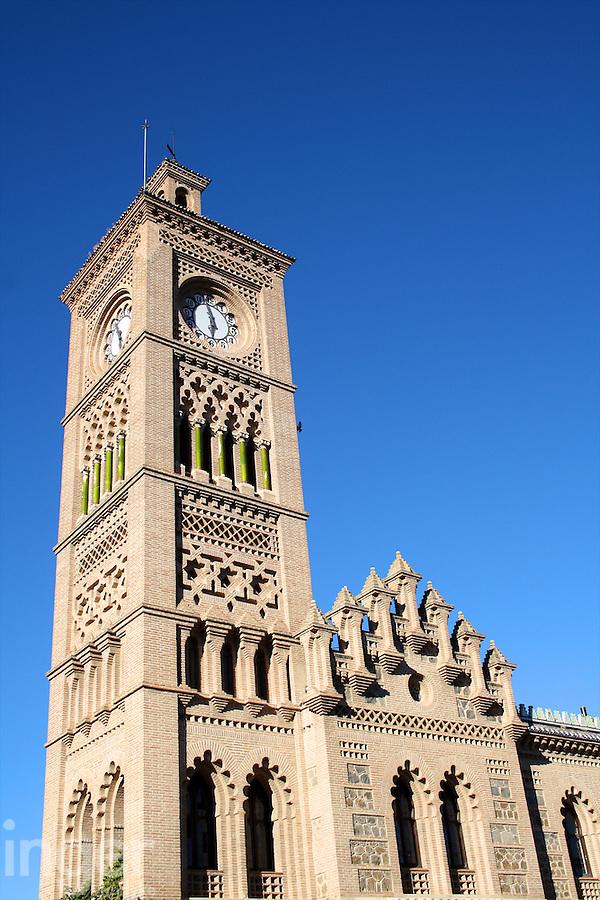 Churches at Toledo, Spain