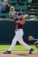March 23, 2010: Alex Guthrie of Loyola Marymount during game  against Cal. St. Fullerton at LMU in Los Angeles,CA.  Photo by Larry Goren/Four Seam Images