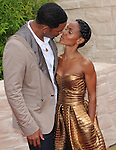 Will Smith & Jada Pinkett-Smith at the Columbia pictures L.A. Premiere of The Karate Kid held at The Mann Village Theatre in Westwood, California on June 07,2010                                                                               © 2010 Debbie VanStory / Hollywood Press Agency