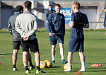 St Johnstone Trainig….20.10.17<br />Denny Johnstone pictured during training this morning at McDiarmid Park ahead of tomorrows game against Hearts<br />Picture by Graeme Hart. <br />Copyright Perthshire Picture Agency<br />Tel: 01738 623350  Mobile: 07990 594431