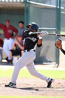 Orlando Sandoval - Colorado Rockies - 2010 Instructional League.Photo by:  Bill Mitchell/Four Seam Images..