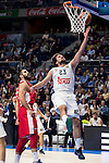 Real Madrid and Crvena Zvezda Telekom during Euroligue Basketball at Barclaycard Center in Madrid, October 22, 2015<br /> Sergio Llull.<br /> (ALTERPHOTOS/BorjaB.Hojas)