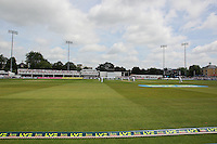 General view of play - Essex CCC vs England - LV Challenge Match at the Essex County Ground, Chelmsford - 30/06/13 - MANDATORY CREDIT: Gavin Ellis/TGSPHOTO - Self billing applies where appropriate - 0845 094 6026 - contact@tgsphoto.co.uk - NO UNPAID USE