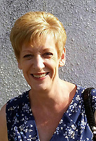 Pictured: Caroline Hannigan, image found on her open social media account.<br /> Re: Teaching assistant Caroline Hannigan stole money that was raised at Glanhowy Primary School for charity,  to pay off her son's drug debt, a disciplinary hearing has been told.<br /> Hannigan collected £287 for the British Heart Foundation in Tredegar, south Wales in February 2015.<br /> She used the cash to pay off a drug dealer after her son was threatened.<br /> A fitness to practise committee in Cardiff is considering her case.<br /> Ms Hannigan has worked at the school in various roles for 23 years.<br /> She was given a 12-month conditional discharge after admitting theft by an employee at Caerphilly Magistrates' Court in February 2016.