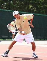 Notre Dame Tennis 2008