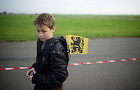 young cx fan<br /> <br /> Koksijde CX World Cup 2014