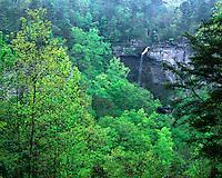 Grace's High Falls; Little River Canyon National Preserve, AL