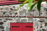 Ruins at Francis Bay<br /> Virgin Islands National Park<br /> St. John, U.S. Virgin Islands