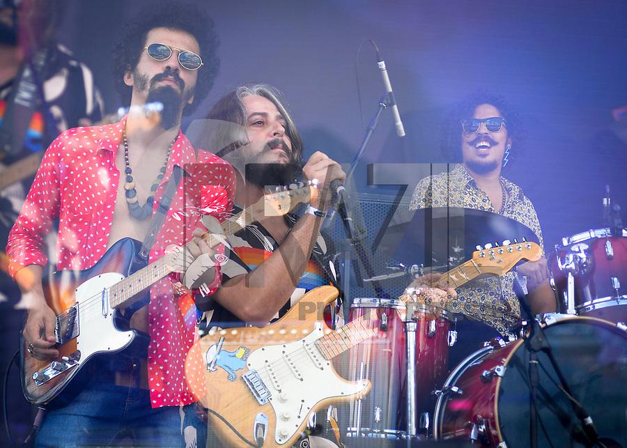 SÃO PAULO,SP, 24.03.2018 - LOLLAPALOOZA 2018 – Banda Tagore se apresenta no festival Lollapalooza 2018, realizado no Autódromo de Interlagos em São Paulo, na tarde deste sábado, 24. (Foto: Levi Bianco/Brazil Photo Press)
