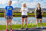 Enjoying a stroll in Blennerville on Saturday, l to r: Ciara Tierney, Michelle Greaney and Elaine Twomey.