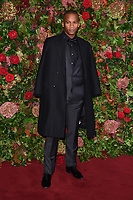 Eric Underwood<br /> arriving for the 2018 Evening Standard Theatre Awards at the Theatre Royal Drury Lane, London<br /> <br /> ©Ash Knotek  D3460  18/11/2018