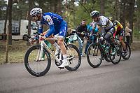 Tom Boonen (BEL/Quick-Step Floors) & world champion Peter Sagan (SVK/Bora-Hansgrohe) leading the way at the Tom Boonen farewell race/criterium 'Tom Says Thanks!' in Mol/Belgium