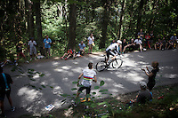 Steve Cummings (GBR/DimensionData) <br /> <br /> Stage 18 (ITT) - Sallanches › Megève (17km)<br /> 103rd Tour de France 2016
