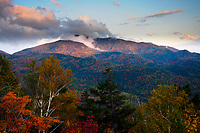 Giant Mt at sunset in the Adirondack Mountains of New York State