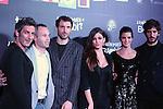 Premiere in Barcelona: ¿Quien mato a Bambi?<br /> Ernesto Alterio, Andres Iniesta, Julian Villagran, Ursula Corbero, Clara Lago & Quim Gutierrez.