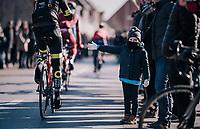 'hi5?!'<br /> <br /> 70th Kuurne-Brussel-Kuurne 2018<br /> Kuurne › Kuurne: 200km (BELGIUM)