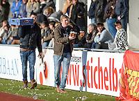 FC Knokke - OMS Ingelmunster : publiek<br /> Foto VDB / Bart Vandenbroucke