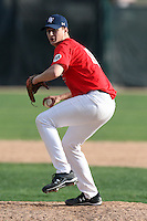 January 16, 2010:  Jacques de Gruy (Dallas, TX) of the Baseball Factory USA Team during the 2010 Under Armour Pre-Season All-America Tournament at Kino Sports Complex in Tucson, AZ.  Photo By Mike Janes/Four Seam Images
