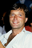 July 12 1985 file photo - Serge Arsenault,