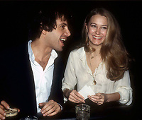 1978 FILE PHOTO<br /> Steve Rubell and Jane Pauley at Studio 54<br /> Photo by Adam Scull-PHOTOlink.net