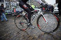 Clément Chevrier (FRA/IAM) to the start<br /> <br /> 102nd Liège-Bastogne-Liège 2016