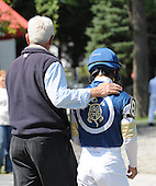 jockey alan garcia