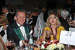 AUGUSTO RUFFO DI CALABRIA CON ROBERTA BALSAMO<br /> CIRCUS GALA - FESTA DI COMPLEANNO DI LAURA TESO ALL'ATA HOTEL MILANO 2010