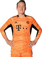 29th August 2021; Munich, Germany; FC Bayern Munich official team portraits for season 2021-22:  Goalkeeper Ron-Torben Hoffmann
