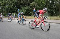 Edward Theuns (BEL/Trek-Segafredo)<br /> <br /> 2017 National Championships Belgium - Elite Men - Road Race (NC)<br /> 1 Day Race: Antwerpen > Antwerpen (233km)
