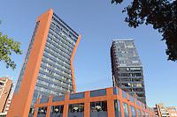 Hochhaus K-Centras in Klaipeda, Litauen, Europa
